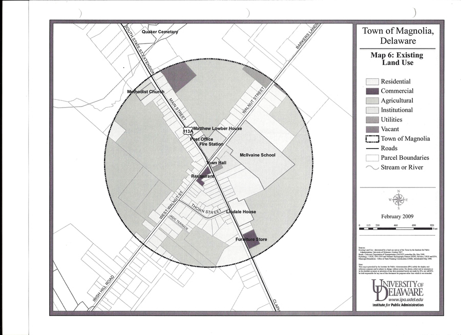 Town of Magnolia Comprehensive Plan